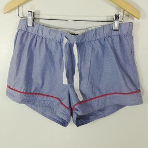 J. Crew Pajama Shorts Size S